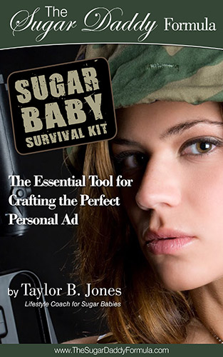 Sugar Baby Survival Kit | TheSugarDaddyFormula.com